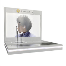 Apex Transparent Acrylic Headphone Display Stand