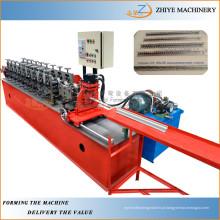 Metal parede ângulo frio laminação formando máquinas / metal parede canto perfis fazendo máquina