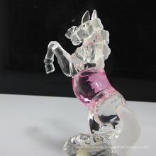 стекло лошадь статуэтки кристалл животное