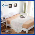 High Quality Hemp Flowers Cotton Blanket (QHBL0091)