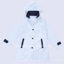 2015 Wholesales Long Rain Cheap Adult Coat