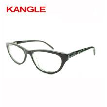 2017 acetate elegance Lady acetate optical glasses & eyeglasses eyewear
