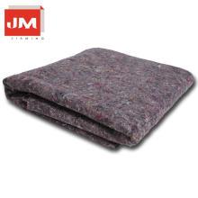 tela de poliéster não tecido interlining tecido de algodão laminado de feltro