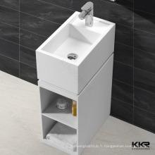 lavabo de conception moderne, lavabos sanitaire couleur blanche lavabo