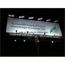 Uw-U30W Werbung Billboard und Gebäude verwendet LED Solar Flutlicht Uw-U30W