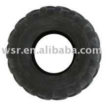 compression molded Rubber Tires-A087