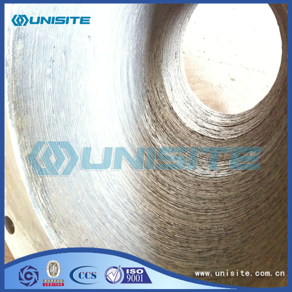 Wear Resistant Loading Pipes