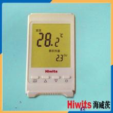 Écran LCD intelligent Mbus Sans fil Wi-Fi Thermostat numérique à température ambiante