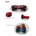 Promation clásico y gafas de sol de plástico de moda (WSP-3)