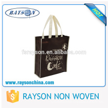 Low price recycled fabric pp nonwoven bag hs code