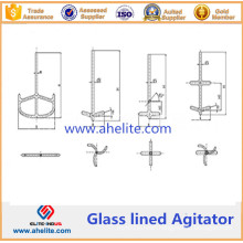 Glass Lined Agitator (all type)