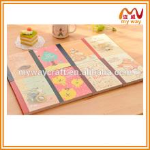 Caixas de desenho animado mais vendidas de cartões, cartões de convite para festa para crianças