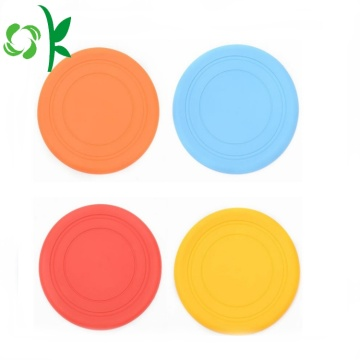 Van Goede Kwaliteit Toy Ball Pet Toy Silicone Frisbee