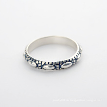 Best Selling Factory Direct Verkauf Einfacher Wert 925 Sterling Silber Schmuck Ring