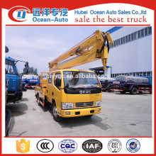 Dongfeng 14Meters aerial working truck for hot sale