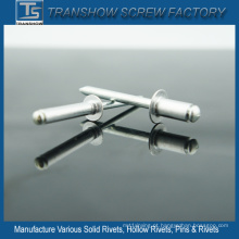 Rebites cegos de aço de alumínio de 4X8mm 5052 DIN7337