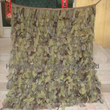 Camuflagem do deserto Net Sandy Military Camo Net para caça (HY-C015)
