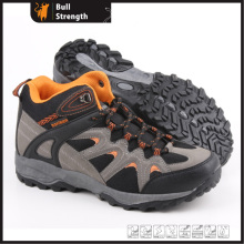 Outdoor Hiking Shoes with PVC Sole (SN5247)