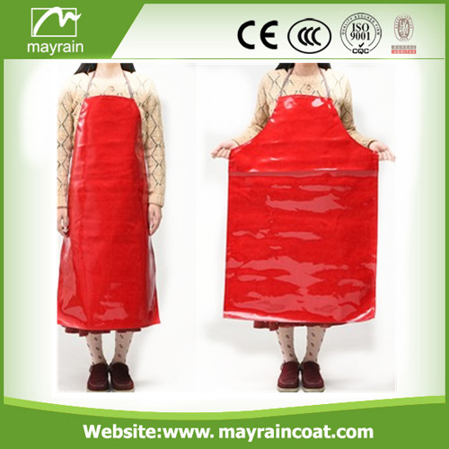 100 % Waterproof PU Apron
