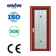 HOT Sale high quality modern aluminum commercial entry door