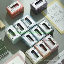 Morandi Color Basic Decoration Series Washi Tape