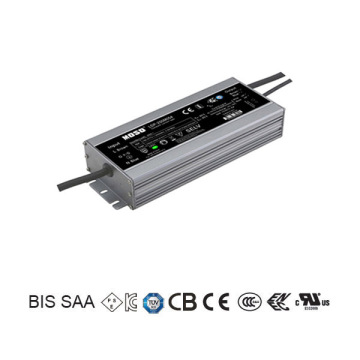 Driver LED Dimmable IP67 a corrente costante intelligente da 200W