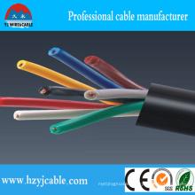 450/750V Muticore Flexible Control Cable, Braid Sheilded Control Cable Specification, System Control Cable