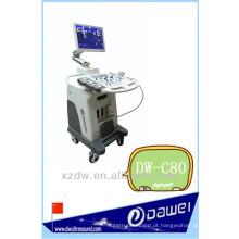 novos equipamentos médicos e doppler colorido (DW-C80)