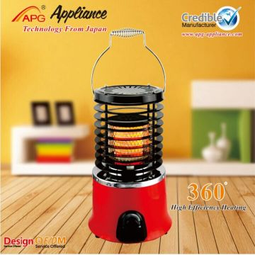 APG Peculiar Circular Design Electric Heater