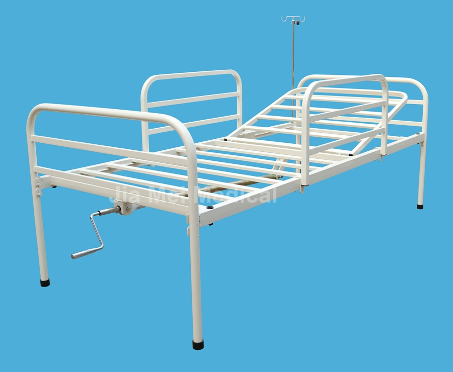 manual adjustable hospital bed