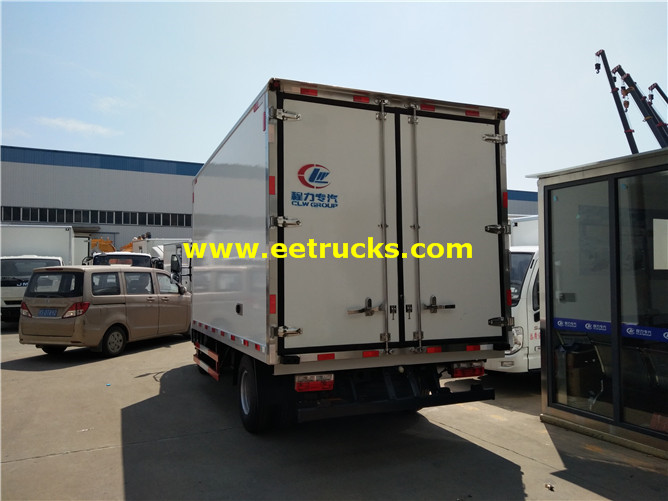 Insulated Box Truck