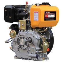 1500 rpm Sortie d'arbre à cames moteur diesel 9HP (HR186FS)