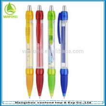 Custom logo promotional cheap retractable banner pen