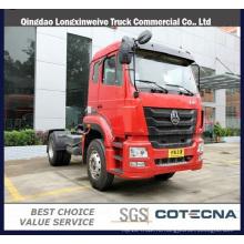 Компания sinotruk свет-Вес Hohan Бенц кабина 4х2 грузовик с прицепом
