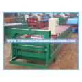 Corrugated Iron roof making machine