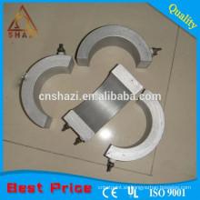Calentadores de fundición de aluminio refrigerados por líquido industrial