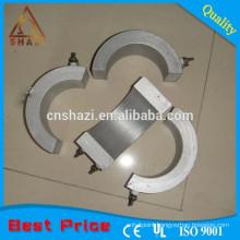Industrial Liquid Cooled Aluminum Casting Heaters