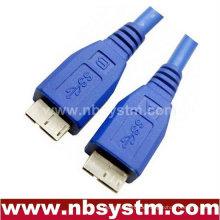 3.0 USB Kabel micro Ein männlich - micro B männlich