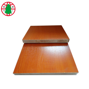 High+glossy+melamine+blockboard+18mm+for+cabinet
