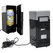 Dual Credibility Special USB USB Cooling and Heating a Small Refrigerator Small Refrigerator Direct USB Mini Fridge