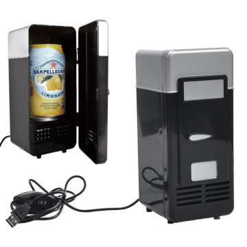 Hot Mini Home USB Mini Refrigerator