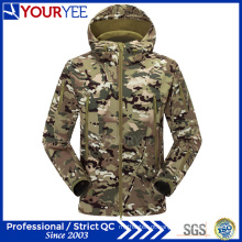 Militar Camo Softshell Jacket Atacado impermeável respirável Casacos (YRK116)