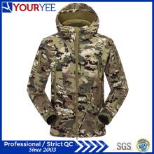 Военная куртка Softshell Camo Оптовое водоустойчивое Breathable Outerwear (YRK116)