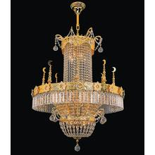 Luxury Decoration Residential Chandelier (YHc2016 L25)