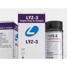 infection des voies urinaires bandelettes de test urinaire UTI