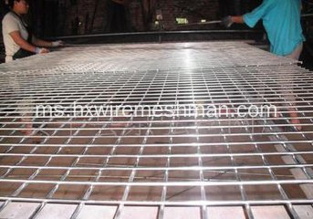Panel Mesh Weld Stainless Steel