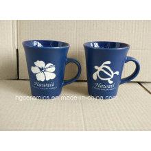 Lasergravierte Keramik Becher, Laser Graviert Kaffeetasse