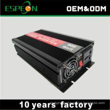 dc 12V ac 220V 1500W solar inverter power inverter