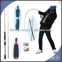 SPR001 Equipo de pesca al por mayor aparejos de pesca Shandong Spinning SRF Nano caña de pescar