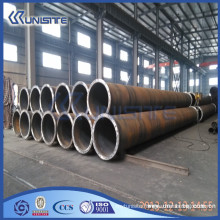 steel welding flange dredging pipe with or without flanges (USB2-057)